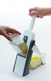 Safe Cut Mandoline Slicer