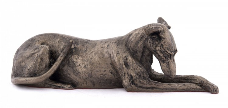 Lurcher Sculpture